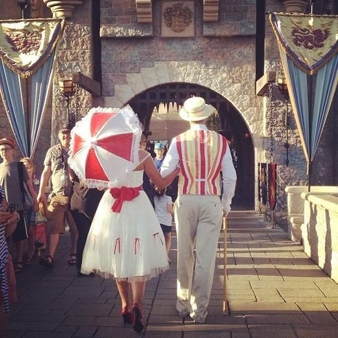 Dapper Day at Disneyland. Words do not describe how much I love this. These two are perfect