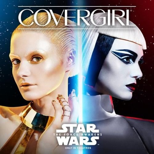 Star Wars Looks That Did Not Inspire CoverGirls New Makeup Line  Star Wars Sci-fi Movie Star Wars Movies Space Movies Meme