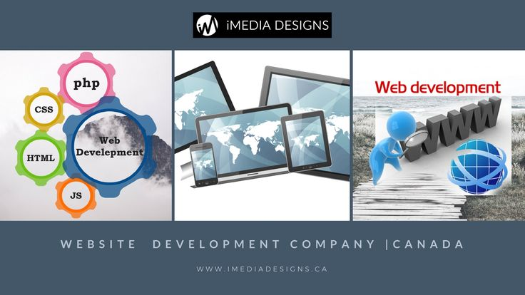 iMedia Designs are a Canada's leading #web #development #company. We are a leading #Digital #agency in #Toronto known for top notch web development services in Canada.