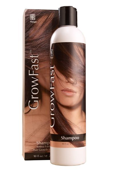 Grow Fast Shampoo Get Longer Hair FasterIf you've ever wished you could grow longer, healthier hair, now you can! This state-of-the-art shampoo is specially formulated to boos