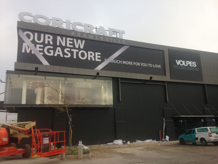 The new Coricraft, Volpes & Dial-a-Bed Megastore opens today! 14 Kramer Road, Kramerville, Sandton, Johannesburg. Exceptional specials to be found...#business #of #design #procurement #construction #project #management