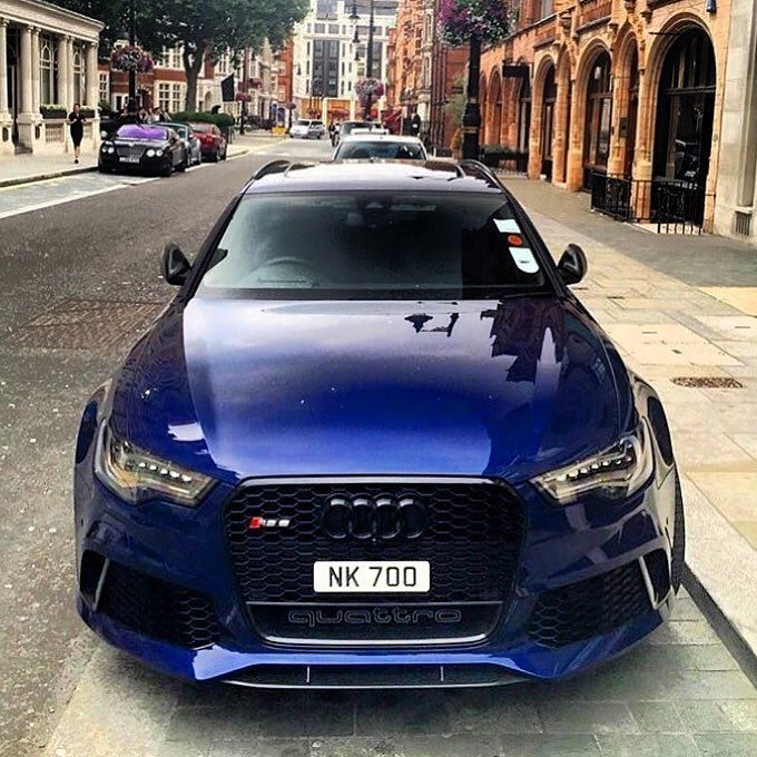 Deep blue ocean #Audi #RS6 oooo @onlyvossen oooo are you #audidriven? - for…
