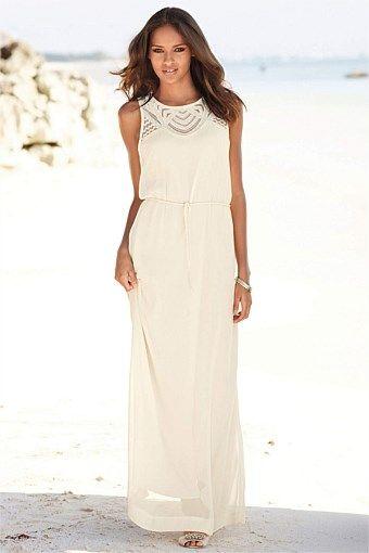 Dresses - Next Cutwork Maxi Dress