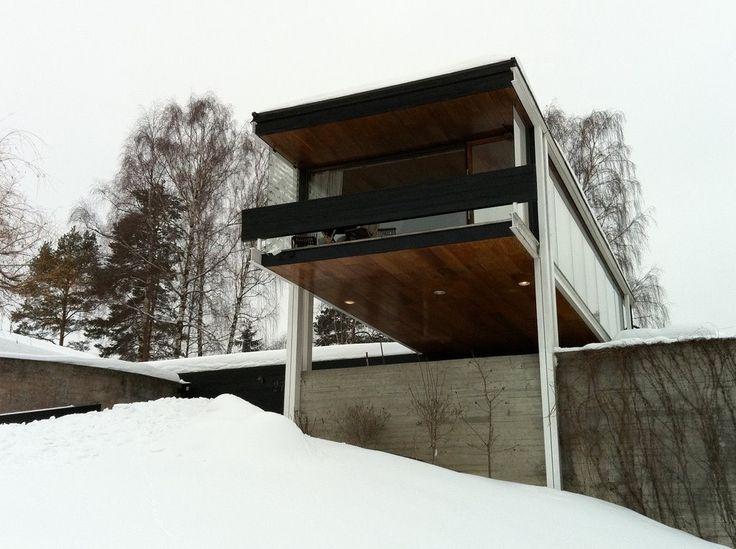 Geir Grung | Villa Jongskollen | Sandvika, Norway | 1963