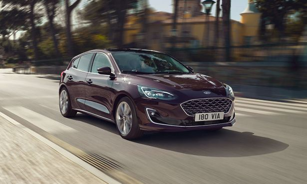 Ford Focus And Volvo Xc40 Get Top Rating In Euro Ncap Safety Tests Ford Focus Ford Focus Sedan New Ford Focus