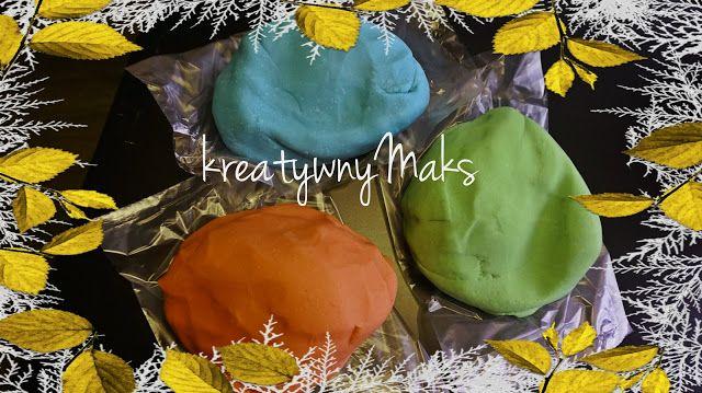 kreatywnyMaks: Wspaniała ciastolina !!!