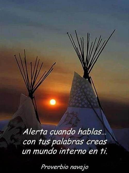 Proverbio Navajo                                                                                           Más