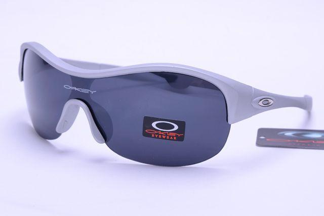 6af83a892a Oakley Holbrook Sunglasses White Frame Gray Lens