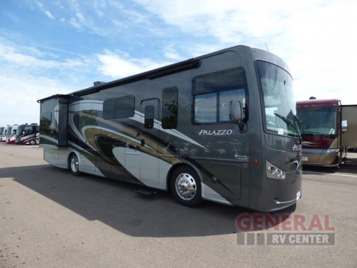 New 2018 Thor Motor Coach Palazzo 33.2 Motor Home Class A - Diesel at General RV   Wixom, MI   #156237