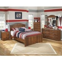 Barchan Full Trundle Bed Bedroom Group By Ashley Furniture