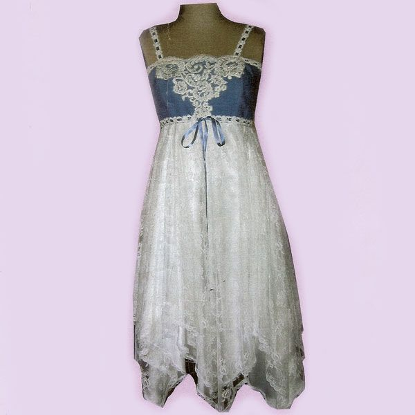 71 best images about denim and diamonds on pinterest for Denim wedding dresses for sale