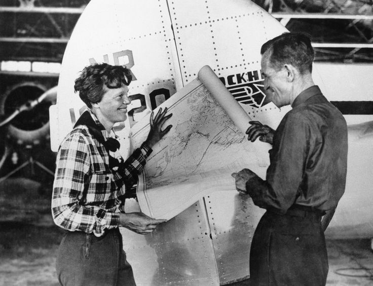 Amelia Earhart Plane And Flight 19 Wreckage Could Be Found By New NOAA Technology