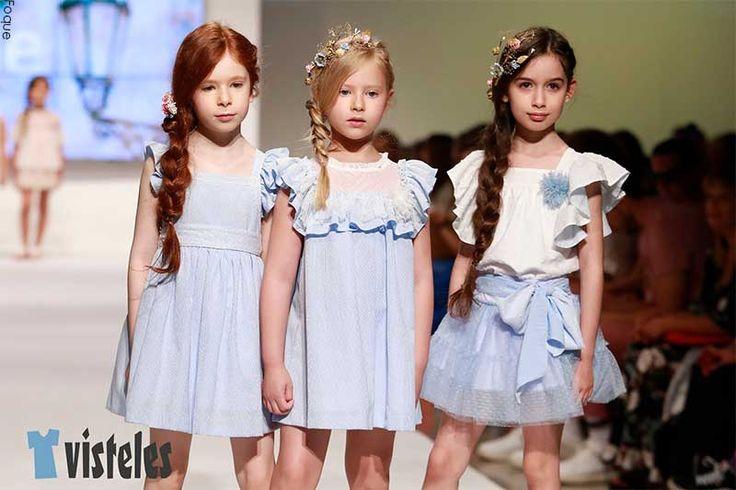 Foque moda infantil para el 2018