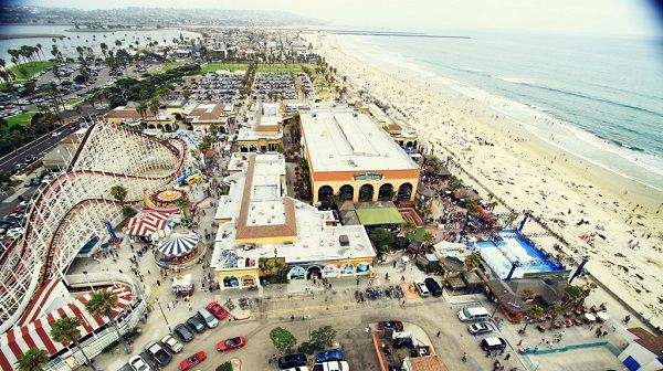 Top 5 Things To Do in Mission Beach San Diego | Where to Eat, Drink, Play, Shop & Photograph #take5sd
