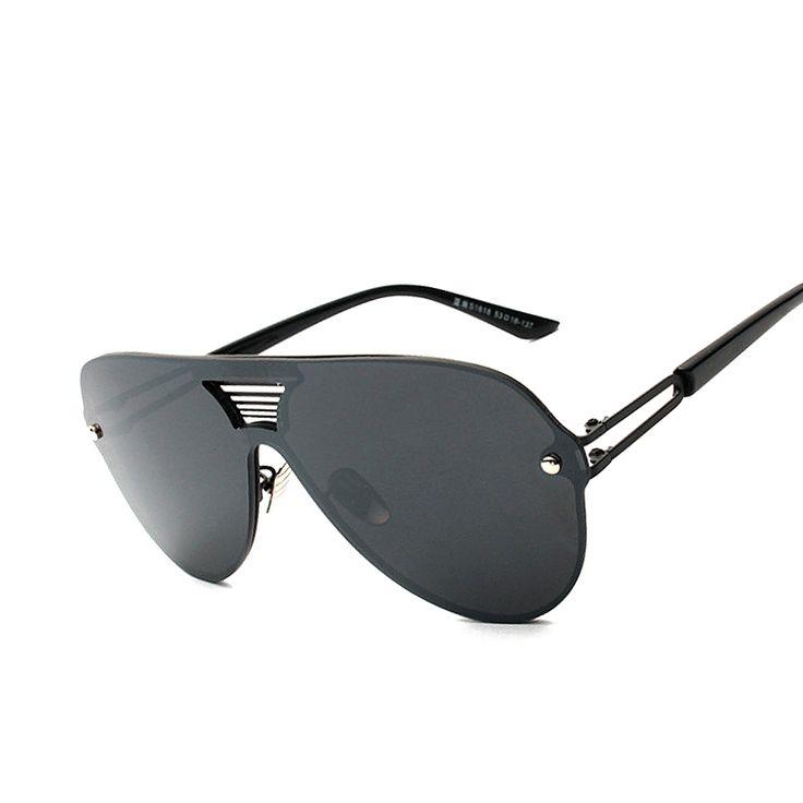 $5.20 (Buy here: https://alitems.com/g/1e8d114494ebda23ff8b16525dc3e8/?i=5&ulp=https%3A%2F%2Fwww.aliexpress.com%2Fitem%2F1851%2F32464659341.html ) Man Frog Mirror sunglasses Brand Designer Metal Crystal Decoration women Coating mercury Mirror Sunglasses  Oculos De Sol 15132 for just $5.20