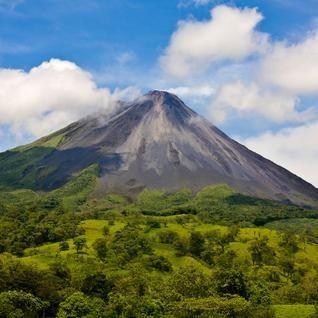 Costa Rica Volcanoes & Surf