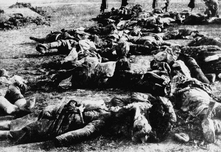 WWII Nazi Germany atrocities. Biddy Craft/Dead gypsies.