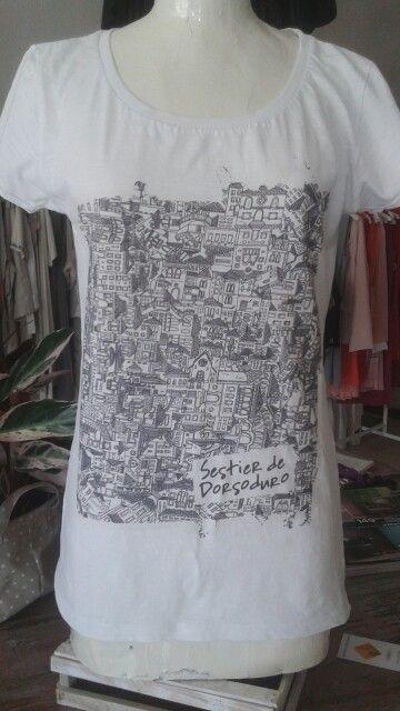 T-shirt Inhacca2o di scarpa mauro