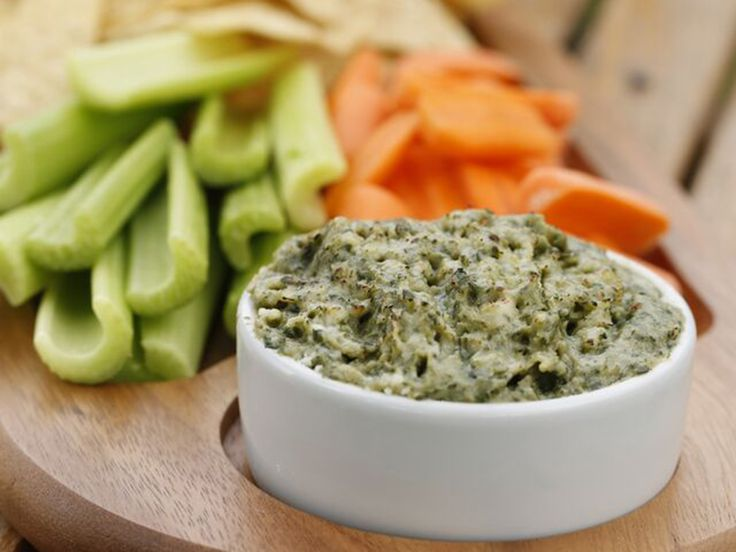 Did you know Silk® has a ton of tasty recipes, like  this one for Spinach Artichoke Dip? https://silk.com/recipes/spinach-artichoke-dip