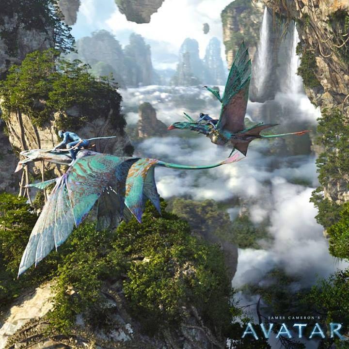 Avatar Pandora Landscape: 1000+ Images About Art - Nature On Pinterest