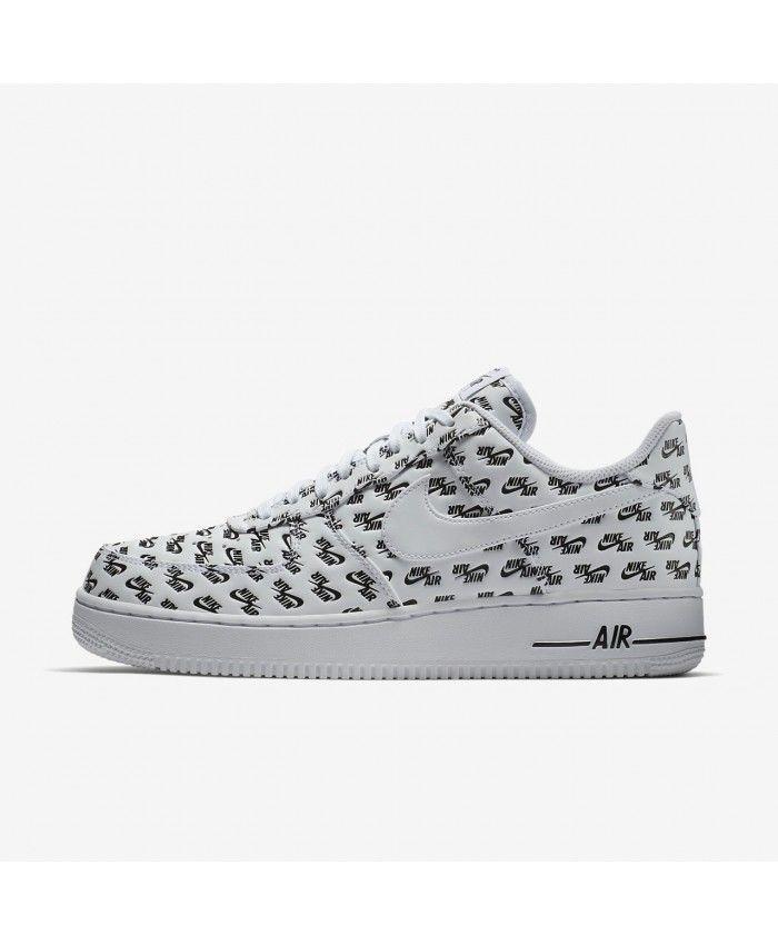 release date bb0fa 35e1d Nike Air Force 1 07 QS AH8462-100