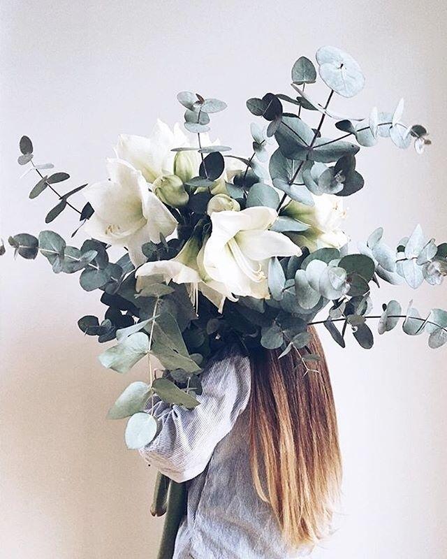 Fancy Wir dieses wunderh bsche Bild von lillalivetandme Das Bouquet Winter Wonderland ist perfekt