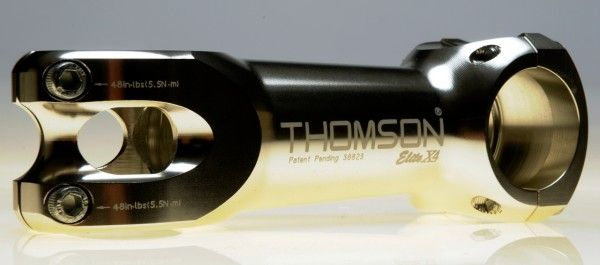 Mountain bike parts made in #America: Thomson Bike Parts