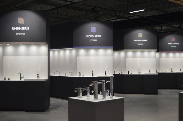 Badkamer inspiratie showroom, tegelshowroom, sanitair, kranen