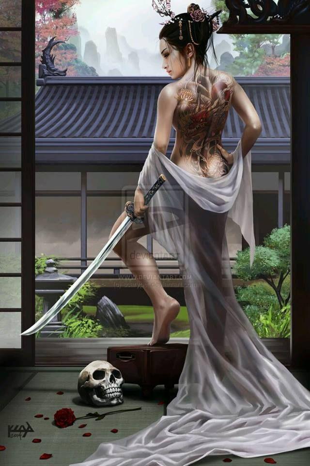 f Rogue Assassin Asian Faction urban