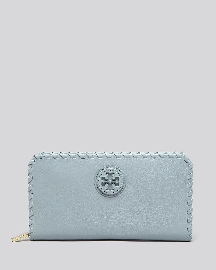 Tory Burch Wallet - Marion Zip Continental | Bloomingdale's