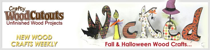 CWC Ladies Night – Oct 6, 2012 – Discounts and Prizes » Crafty Wood Cutouts | DIY Unfinished Wood Crafts