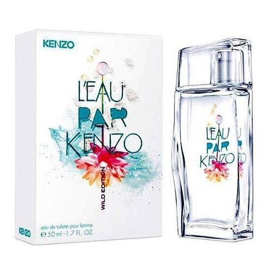 L'Eau Par Wild Edition от Kenzo #Kenzo  Kenzo L'eau Par Wild Edition  можно смело назвать коктейлем из  контрастов и противоречий, проявляющих дикий  дух настоящей  свободы. Жизнерадостный  аромат для женщин, ассоциирующийся с ярким энергетическим  всплеском. Создатели аромата сумели заклю
