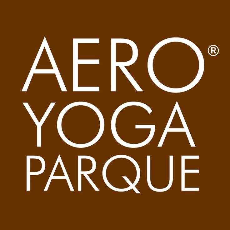 Aero Yoga Parque Logo 2016