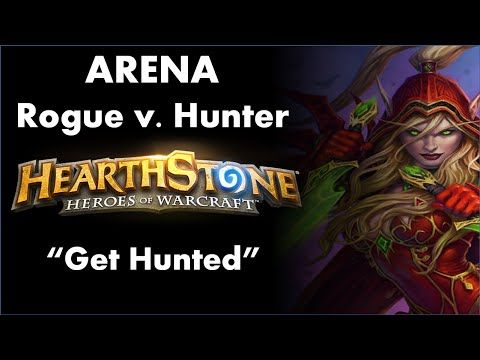 (Deviant Gaming Presents) So… Three…seven…11…. (Hearthstone: Heroes of Warcraft – Arenas – Episode 1) …14, yeah we have enough. (Get Hunted) So we're just gonna do that. (Deviant Gaming) Hearthstone Rogue Arena with HSDae, June 14, 2016 This is...