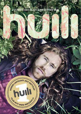 Huili -lehti// Huili magazine