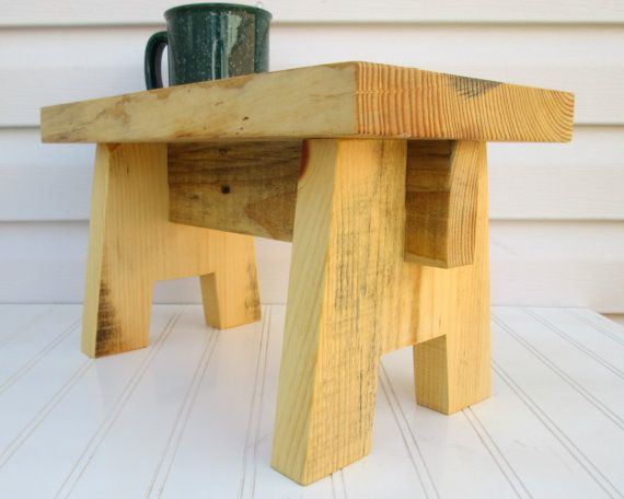 Rustic Step Stool Heavy Duty Step Stool Craftsman Style Step Stool Pine Step Stool Step Stool | Benches | Pinterest | Craftsman style Craftsman and ... & Rustic Step Stool Heavy Duty Step Stool Craftsman Style Step ... islam-shia.org