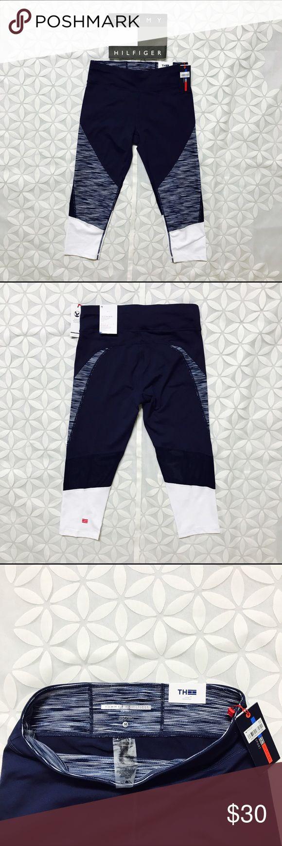 (M) Tommy Hilfiger Sport Leggings NWT NWT Price is firm Tommy Hilfiger Pants Leggings