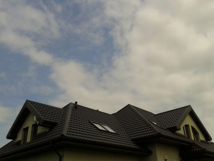 Dach projektu Rubin  #dach #projekt #budowa
