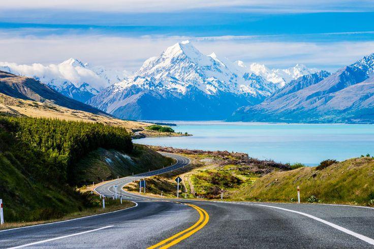 Video Neuseeland Pinterest