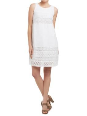 Sussan - New In - Love Your Linen - Crochet linen dress. Find pure linen yarn here: designerjourney.com