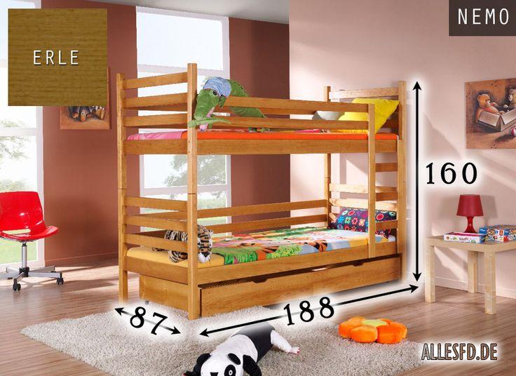 33 besten Etagenbett Bilder auf Pinterest Möbel kinderzimmer - babyzimmer orange grn