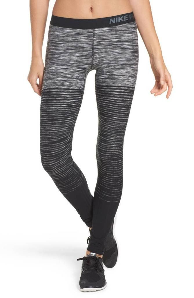 5e93cd9365 High-Waist Workout Leggings for Every Shape—and They ll Never Fall Down -  Nike