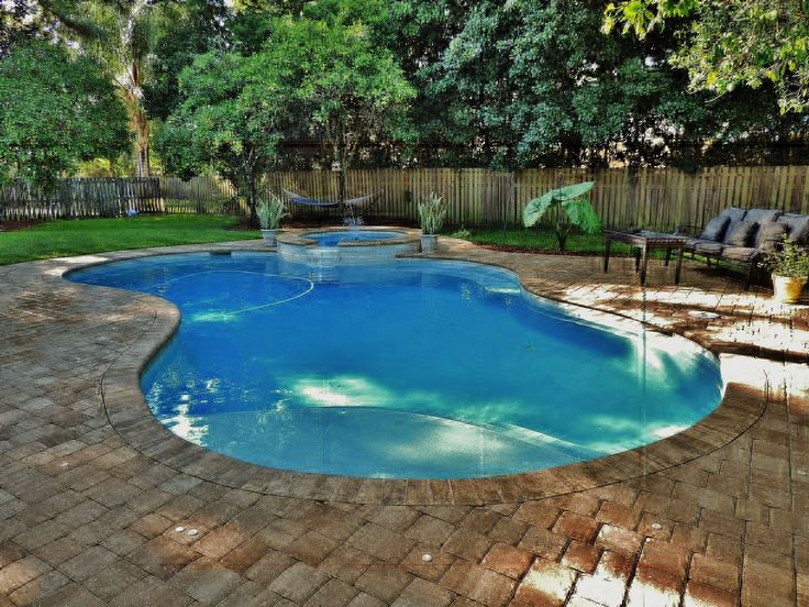 17 best images about martin pools built this on pinterest for Spa builders