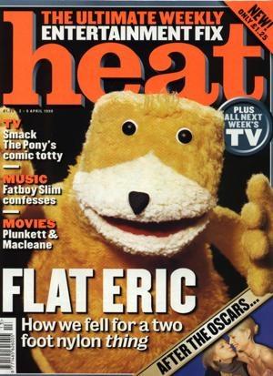 Flat Eric.