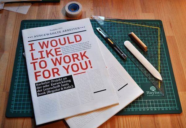 Portfolio '11_newspaper by Marianne Riegelnegg, via Behance