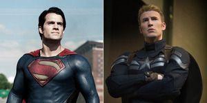 'Superman/Batman' vs. 'Captain America' - Box Office Mojo