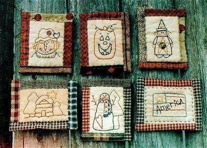 Free Stitchin' Patterns