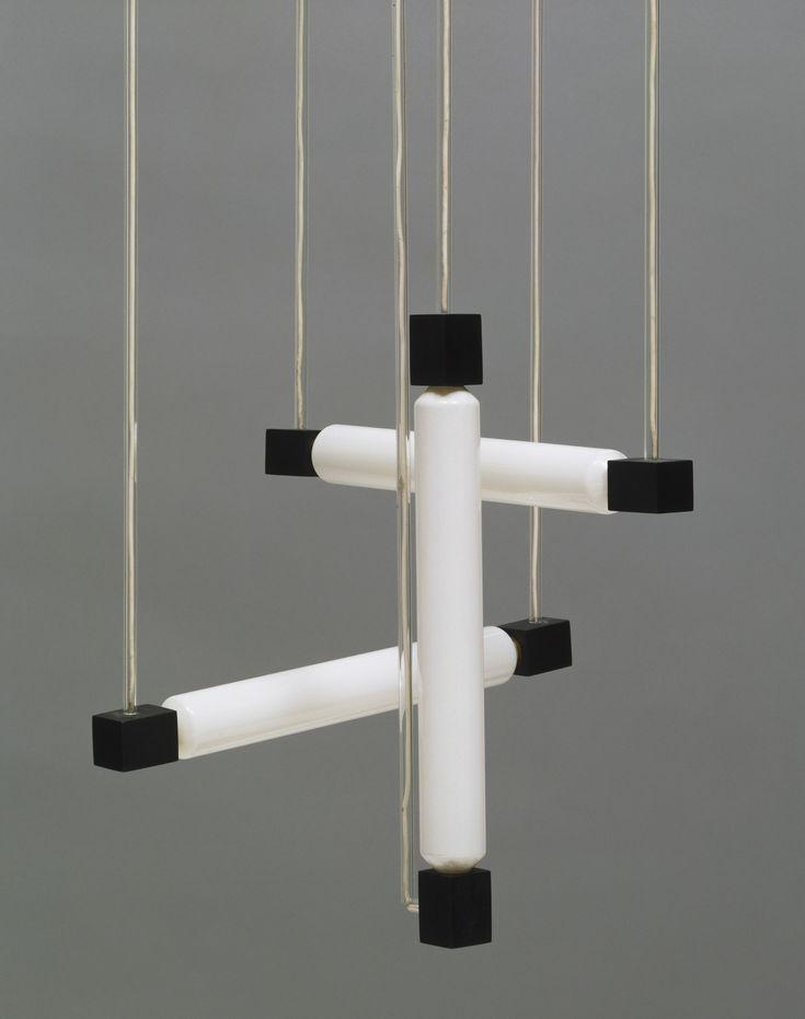 Gerrit Rietveld. Hanging Lamp. 1920