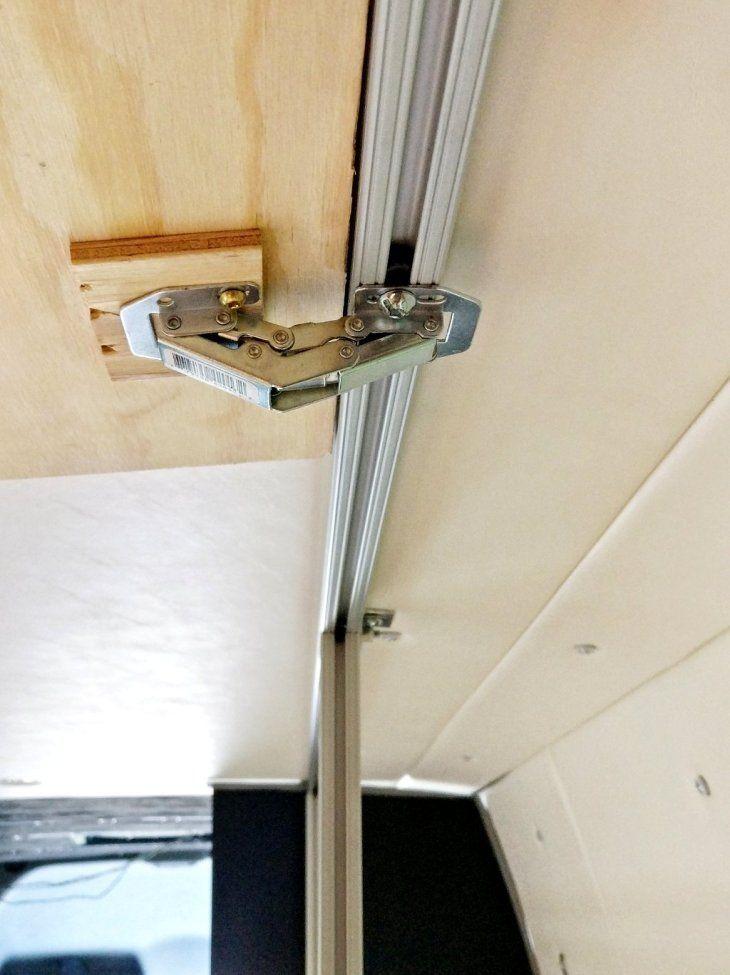 Climbeatcyclerepeat Com Sprinter Van Conversion Upper Cabinet