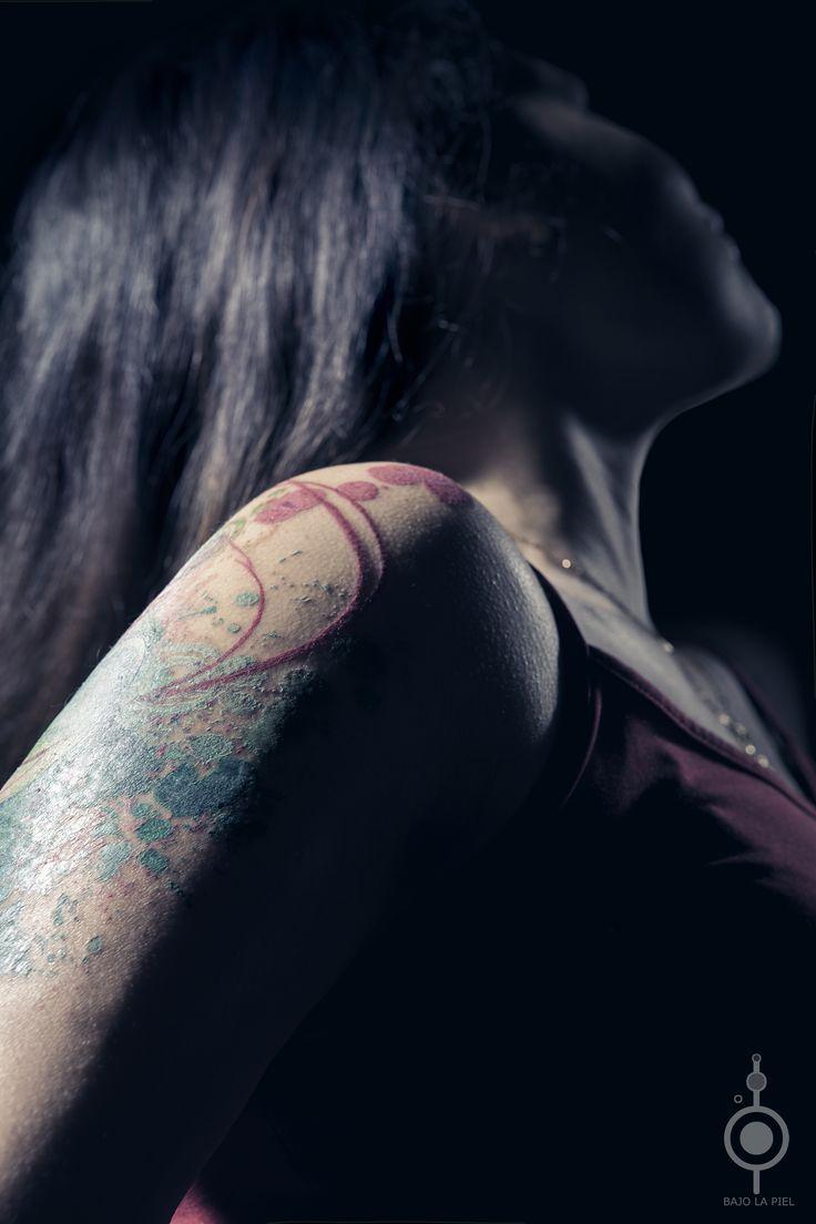 Bajo La Piel Tattoo Ponferrada #Tattoo #Tatuaje #Ponferrada #León #España #valladolid #Spain #graphictattoodesign #diseñográfico #trashpolka #Bajo la piel
